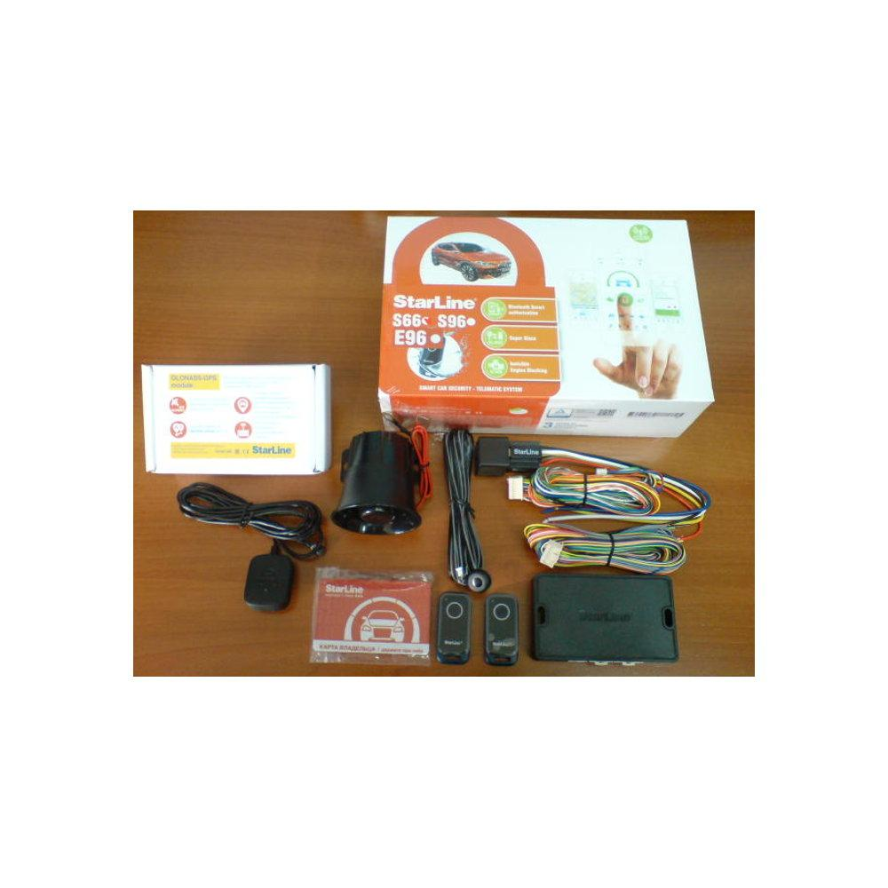Starline S66 BT GSM GPS