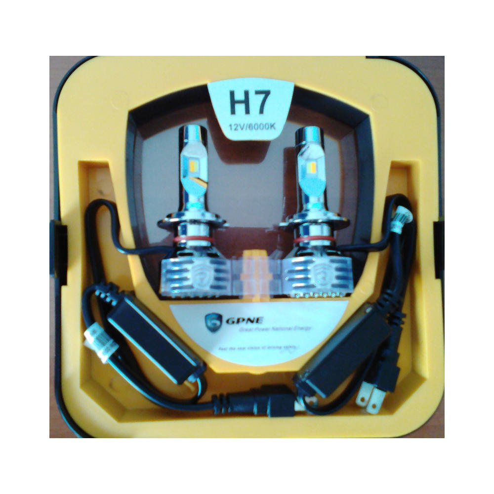Kit Led R2 H7 Two Color Illumination