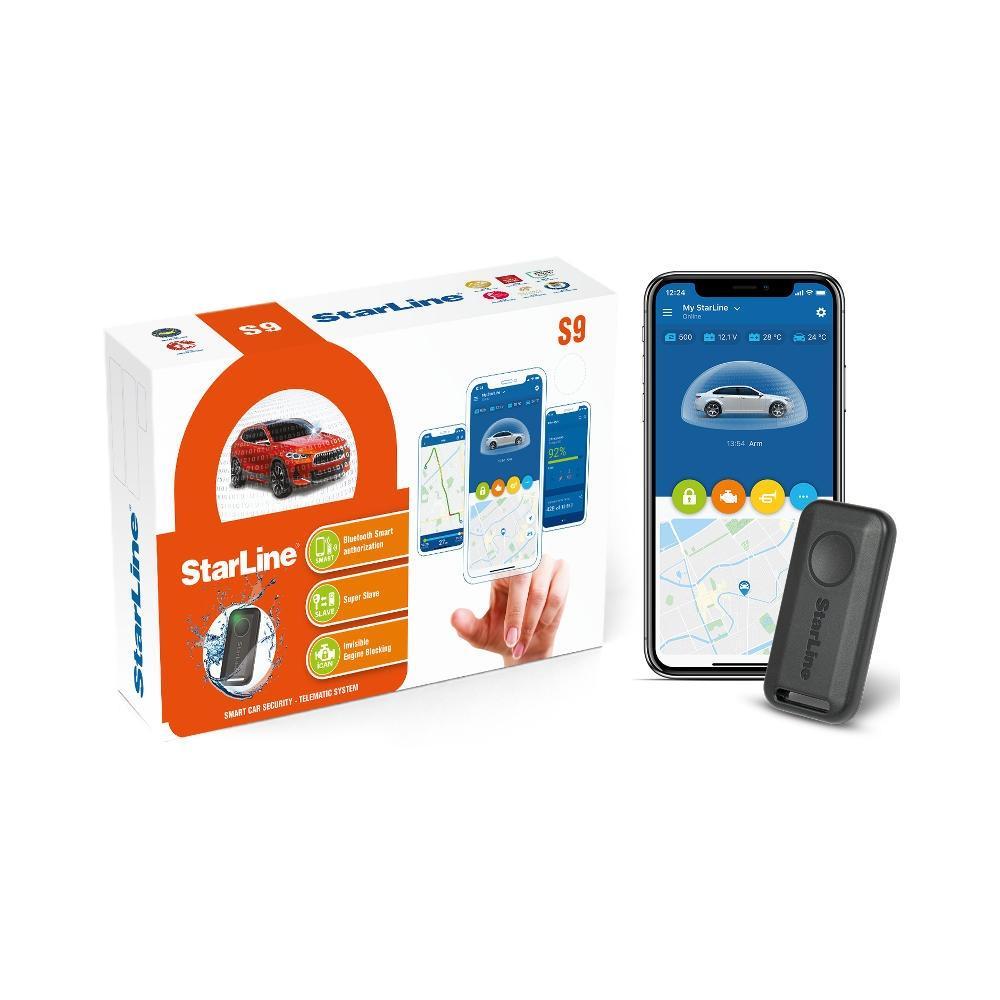 Starline S9-1-GPS